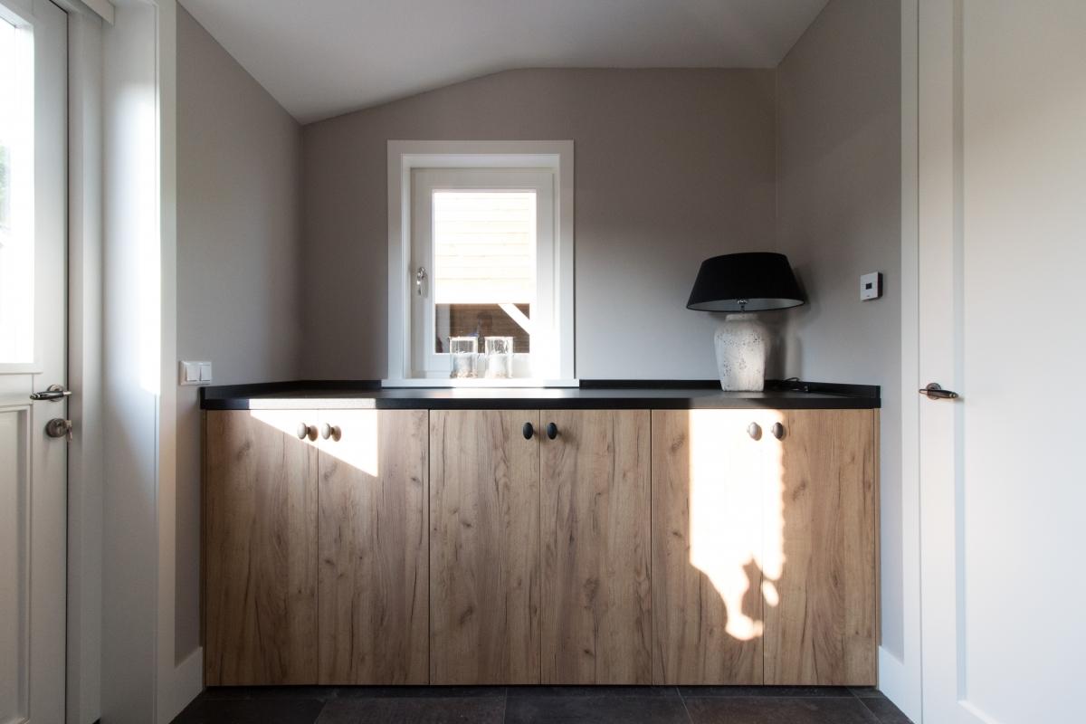 Keukenkast Met Werkblad : Bijkeuken kasten inspiratie met veel voorbeelden en foto s