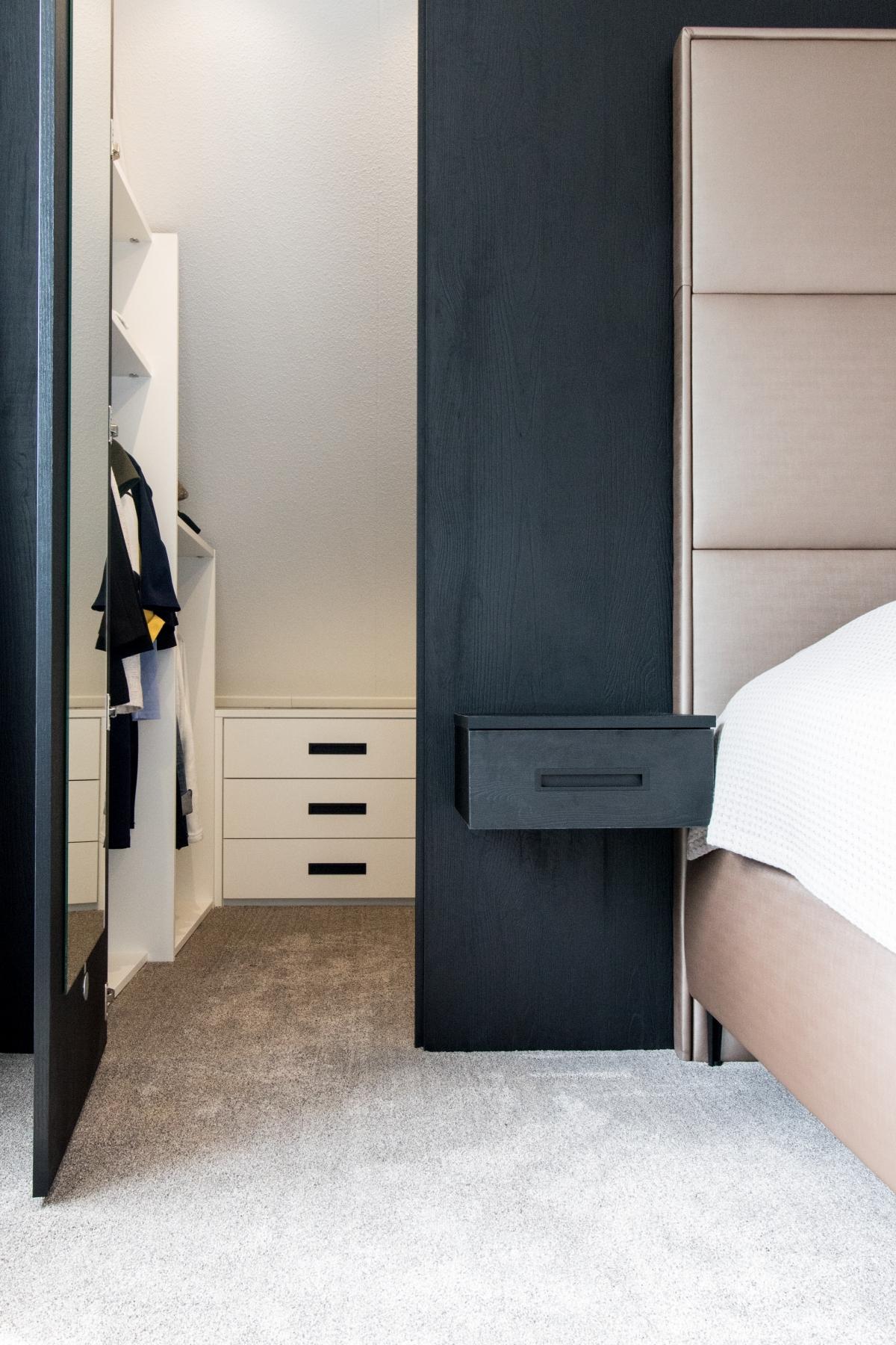 Zwarte Slaapkamer Kast.Slaapkamer Kasten Inspiratie Met Veel Voorbeelden En Foto S